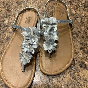 summer fancy sandals